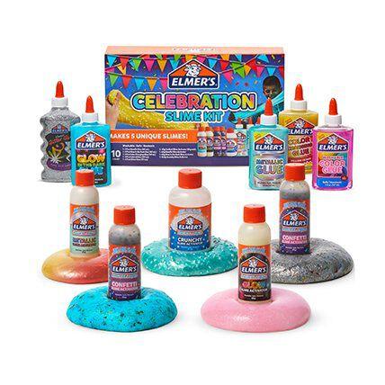 celebration slime kit