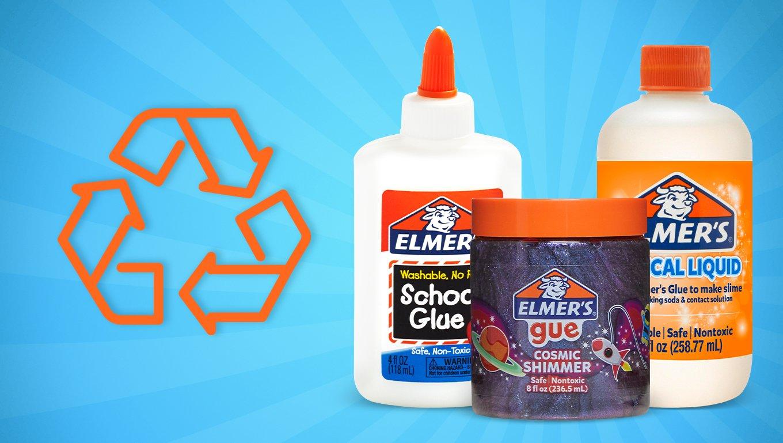 Elmer's Is Stuck on Sustainability